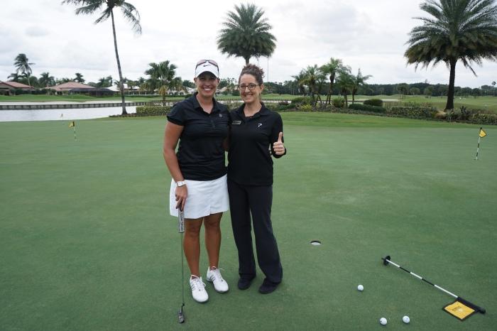 Wycliffe Welcomes LPGA Member & Teaching Professional ChristiDorece